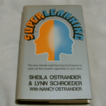 Super Learning by Sheila Ostrander 1984 hardback book